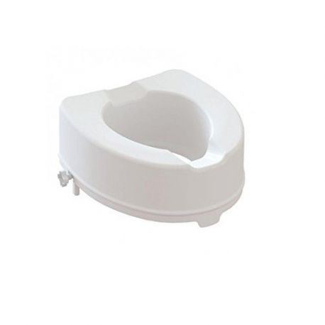 INTERMED ANATOMIC TOILET SEAT WITH LATERAL FIXINGS - 14 CM