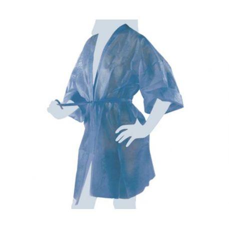 RO.IAL. KIMONO IN TNT INDIVIDUALLY PACKED - BLUE