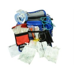 "GIMA ""GIMA 13"" EMERGENCY BAG PVC COATED - FULL"